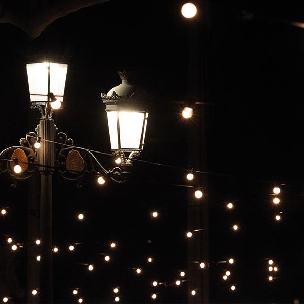 suministros electricos iluminacion alquiler